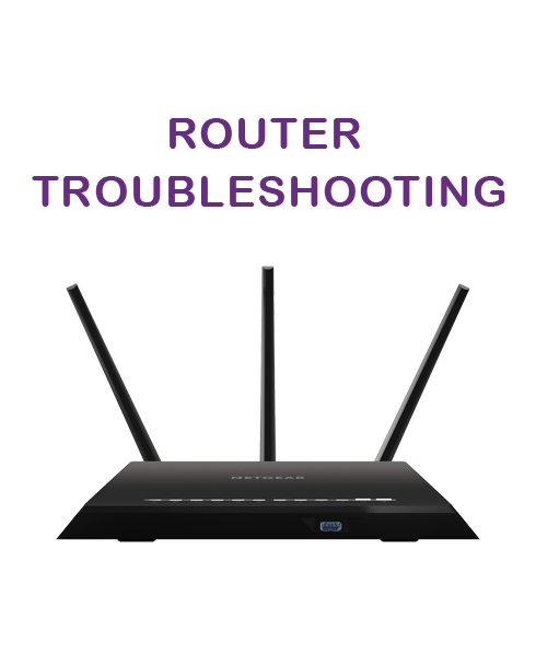 Router Troubleshooting